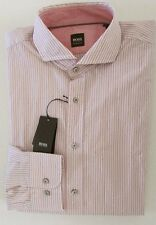 SALE NWT Hugo Boss Dress Shirt Regular Fit Size XXL w/ Tuxedo Collar