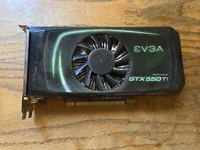 EVGA NVIDIA GeForce GTX 550 Ti (01G-P3-1557-KR) 1GB / 1GB (max) GDDR5 SDRAM PCI