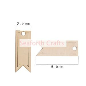 12 Gift Tags Mdf Type Wood Wooden Shapes Craft Christmas Wedding Decoration
