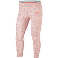 New Nike Girl's Sportswear Crop Leggings MSRP $35.00