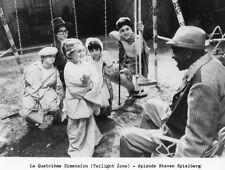 STEVEN SPIELBERG TWILIGHT ZONE: THE MOVIE 1983 VINTAGE PHOTO ORIGINAL #1