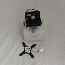 AAEON 1759200161 Socket LGA775 CPU Heatsink Fan Cooler Screw Type w/ Bracket Y2