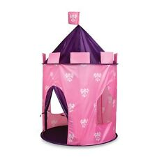 Discovery Kids Play Tent Kids Girl Princess Castle Outdoor Playhouse Fun NEW