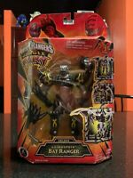 Power Rangers Jungle Fury Animorphin  Deluxe Bat Ranger Figure BANDAI New In Box