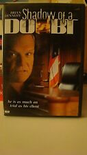 OOP/RARE!~Shadow of a Doubt (DVD) Very Good/NM!~Brian Dennehy~Crime/Drama