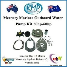 A Brand New Water Pump Kit Suits Mercury Mariner 3cyl 50hp-60hp # 46-812966A11