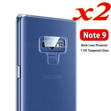For Samsung Galaxy Note 9 2.5D Back Camera Lens Tempered Glass Screen Protector