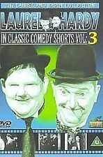 Laurel And Hardy - Classic Comedy Shorts - Vol. 3 (DVD, 2000)