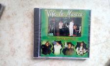 GINA KIAKU P - VIVA LA MUSICA - CD NEUF ET SOUS BLISTER