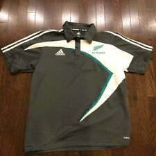 New Zealand All Blacks adidas Jersey Shirt Mens Size L