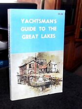 Yachtsman's Guide to the Great Lakes by C.M. Montague 1981 OOP