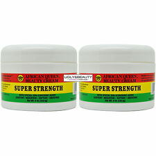 "African Queen Beauty Cream Super Strength 8 Oz / 226.4 g ""Pack of 2"""