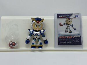 Loyal Subjects Mega Man 1/96 Chase Metallic Mega Man X Walmart Exclusive