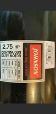 Afg/Horizon 2.75hp Jm01-015/T203 Motor For Treadmills