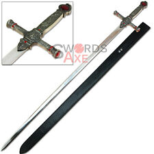 Goblin Forged House of Gryffin Magical Wizard Sword Movie Collectible Replica