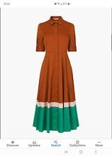 LK BENNETT EMILIE DRESS - SIZE 14 (US 10)