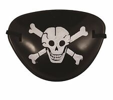 PIRATE EYE PATCH Kids Fancy dress Birthday Party Bag Fillers Favors Toys Lot UK