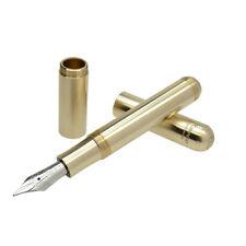Kaweco Supra Fountain Pen - Brass - Fine Point - 10001002 - New In Box