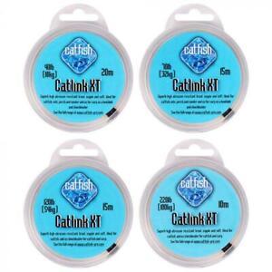 Catfish Pro Catlink XT Hooklink All Sizes Available NEW Catfish Hook Link