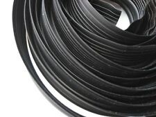VINTAGE & CLASSIC CAR WING PIPING BEADING TRIM   black