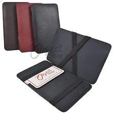 Black PU Leather Magic Wallet Milkman Taxi Trader Money Bus Smart Puzzle Driver