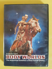 Body Worlds The Anatomical Exhibition of Real Human Bodies (DVD, 2006)