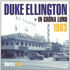 Duke Ellington - In Grona Lund 1963 [New CD] Digipack Packaging
