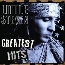 LITTLE STEVEN - GREATEST HITS  CD 16 TRACKS MAINSTREAM ROCK BEST OF NEU