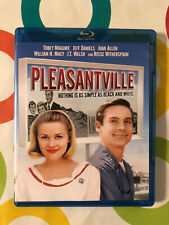 New ListingPleasantville Blu-ray Maguire, Daniels, Allen, Macy, Witherspoon, Free Shipping!
