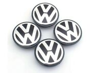 1 set (4pcs) 56mm Diameter Wheel Cover/Caps for VW GTI, Golf, Jetta, Amarok New