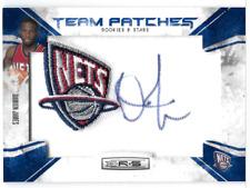 2010-11 RC Stars Rookie NBA Team Patches Auto Blue #154 James /10 (ref 13965)