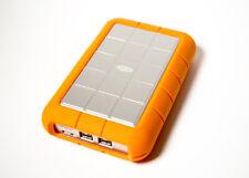 Lacie 1TB External Portable Hard Drive - WD - older design