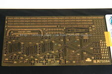 Ship Vessels Detail Update PE 1/700 084 Chinese aircraft carrier PLAN Liaoning