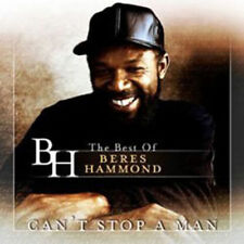 Beres Hammond - Can't Stop A Man: Ultimate Collection NEW CD