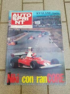 Autosprint N°11 - 1976