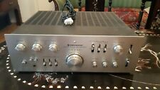 KENWOOD  MODEL 600  stereo integrated amplifier