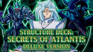 Structure Deck: Dartz - Secrets of Atlantis (Deluxe Version) | ORICA