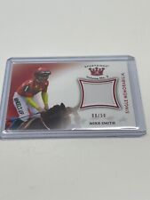 2020 Sport Kings Volume No. 2 Memorabilia #AMMS Mike Smith JERSEY RELIC 08/50
