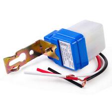 220V 10A Dämmerungsschalter Dämmerungssensor Lichtsensor Twilight Switch 50-60HZ