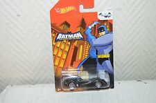 VOITURE HOT WHEELS BATMAN  THE BRAVE AND BOLD BATMOBILE CAR NEUF 75 ANS n° 8/8
