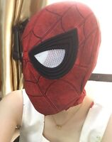 Spiderman Spider-Man:Homecoming 3D Eyes Mask Cosplay Prop Halloween Lycra Mask