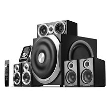 Edifier S760D 5.1 Channel Home Speaker System - DTS Dolby Optical Input