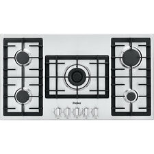 "Haier 36"" Gas Cooktop with 5 Burners"