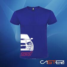 Camiseta coche rally racing jdm basado subaru impreza sti wrc wrx  ENVIO24/48h