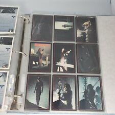 Huge Lot Of Vintage Cards 50+pg Battle Star Galactica, hercules, sliders, Crow