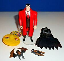 Kenner New Batman Adventures Undercover BRUCE WAYNE Action Figure Loose Animated