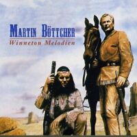 Martin Böttcher (Orch.) Winnetou-Melodien (compilation, 15 tracks, 1971/84) [CD]