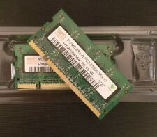 Hynix 2x 512MB RAM DDR2 Macbook Memory PC2-5300 667Mhz 200-pin (1GB )