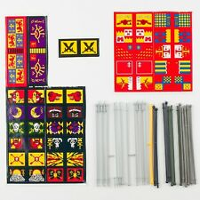 Lot of Unassembled Unit Flags, Never Used | Battle Masters