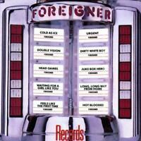 Foreigner - Records (NEW CD)